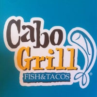 Photo taken at Cabo Grill Fish & Tacos by Hellen F. on 3/27/2011
