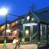 Photo taken at Metro North - Greenwich Station by Gun S. on 2/9/2012