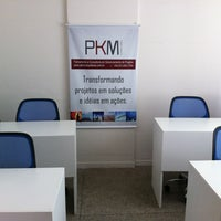 Photo taken at Pkm Consultores by Fatima B. on 5/23/2012