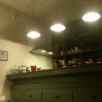 Photo taken at Comò Bistrot by Fabio Massimo M. on 5/28/2012