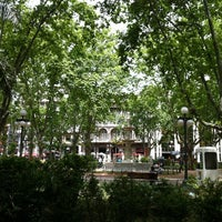 Photo taken at Plaza Matriz by Juan C. on 11/8/2011