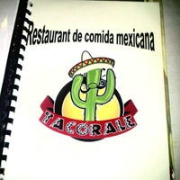 Photo taken at Tacorale Restaurant Méxicano by Rebeca A. on 9/25/2011