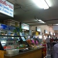 Photo taken at ศูนย์อาหารนิด้า by Peerapol M. on 1/6/2011