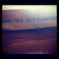 Photo taken at Potbelly Sandwich Shop by Nancy N. on 9/11/2012