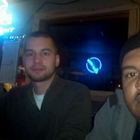 Photo taken at Blue Moon Cafe & Pub by Will H. on 11/18/2011