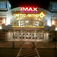 Photo taken at United Artists King of Prussia 16 IMAX & RPX by Laurence M. on 7/20/2012