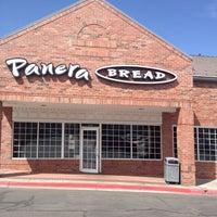 Photo taken at Panera Bread by kaytee d. on 3/26/2012
