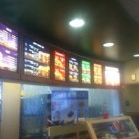 Photo taken at Arby's by Chris H. on 2/16/2012