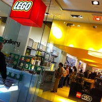 Photo taken at The LEGO Store by Rob G. on 4/7/2012
