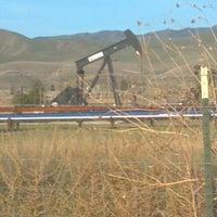Photo taken at Chevron by Michelle S. on 4/19/2012