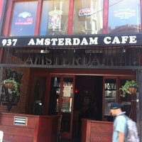 Photo taken at Amsterdam Cafe by Leon on 7/31/2012
