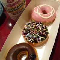 Photo taken at Krispy Kreme by Camille Z. on 5/13/2012