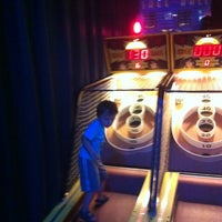 Photo taken at Dave & Buster's by Michael Corbett S. on 7/11/2012