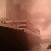 Photo taken at Titanic: 100th Anniversary Exhibit by John K. on 7/7/2012