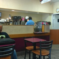 Photo taken at Dunkin Donuts by Gwendolyn C. on 7/2/2012