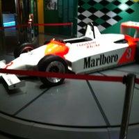 Photo taken at 大賽車博物館 / Museu do Grande Prémio / Grand Prix Museum by hans P. on 7/28/2012