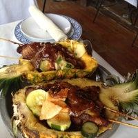 Photo taken at Panita Thai Kitchen by Ajani S. on 7/9/2012