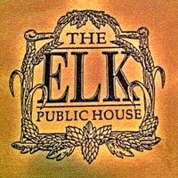 Photo taken at Elk Public House by Daniel B. on 2/17/2012