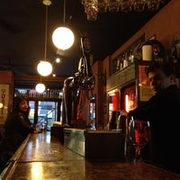 Photo taken at The Belgian Room by Whitney L. on 3/24/2012