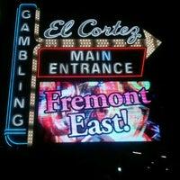 Photo taken at El Cortez Hotel & Casino by Uldis S. on 3/26/2012