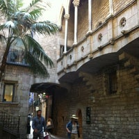 Photo taken at Picasso Museum by Graciela Barbosa G. on 5/30/2012