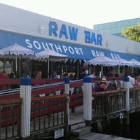 Photo taken at Southport Raw Bar by Gita R. on 7/29/2012