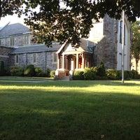 Photo taken at Christ Church Bay Ridge by Krystle P. on 7/6/2012