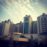 Photo taken at Foxwoods Resort Casino by Ambear G. on 7/1/2012