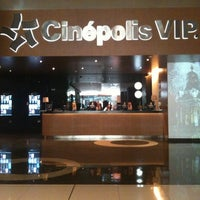 Photo taken at Cinépolis by Isabel C. on 7/16/2012