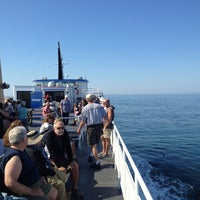 Photo taken at The Block Island Ferry by Andy A. on 6/10/2012