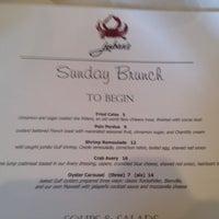 Photo taken at Juban's Resturant by Caroline B. on 3/18/2012