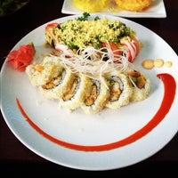Photo taken at Sushi Katana by Amy J. on 8/12/2012