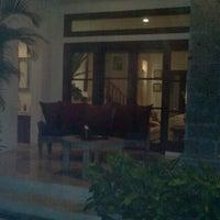 Photo taken at Villa Arwana by Dewi C. on 4/28/2012