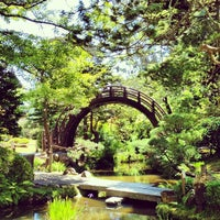 Photo taken at Japanese Tea Garden by Russ M. on 6/1/2012