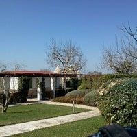 Photo taken at Abate Masseria & Resort Noci by Massimo P. on 3/15/2012