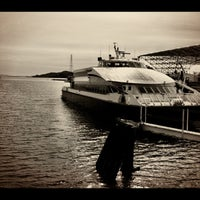 Photo taken at Golden Gate Larkspur Ferry Terminal by Jordan B. on 2/26/2012