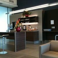 Photo taken at Porter Lounge by Birgit W. on 4/10/2011