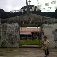 Photo taken at Sinisian Chapel by dyna ruzeth d. on 6/16/2012