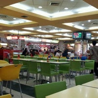 Photo taken at Foodcourt Mal Ciputra by Andre A. on 12/8/2011