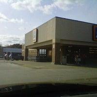 Photo taken at Aldi by Kathleen M. on 10/28/2011