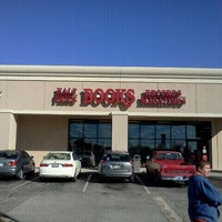 Photo taken at Half Price Books by Jenny M. on 1/28/2012