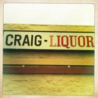 Photo taken at Craig-Liquor by Craig B. on 6/13/2012