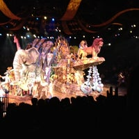 Photo taken at Festival of the Lion King by Eliza C. on 2/22/2012