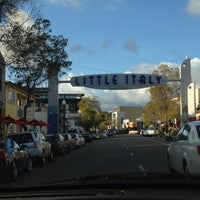 Photo taken at Little Italy by Stacia M. on 3/20/2012