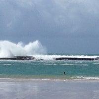 Photo taken at Praia do Francês by Adriana R. on 8/20/2012