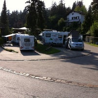 Photo taken at Camping Flims by Μάρκο (. on 8/3/2011