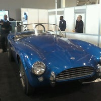 Photo taken at BMW at the NY International Auto Show by MikelParis on 4/13/2012