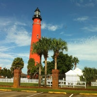 Photo taken at Ponce Inlet Lighthouse by Glenn T. on 8/31/2012