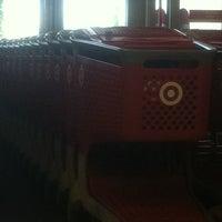 Photo taken at Super Target by Mariah J. on 6/9/2012