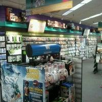Photo taken at Gamestop by Arnaldo R. on 1/8/2012